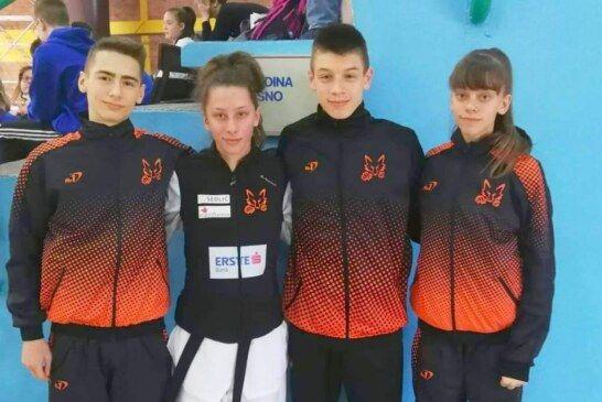 Bjelovarski foksići idu na juniorsko prvenstvo Europe