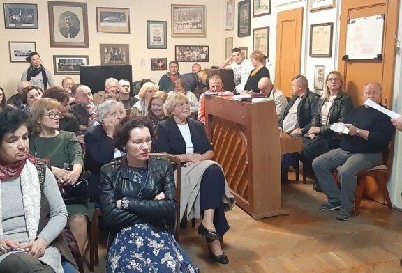 IZBORNA SKUPŠTINA  za predsjednika jednoglasno izabran Hrvoje Pokos novi-stari predsjednik HORKUD-a Golub