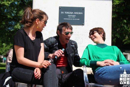 Izložba glumaca obilježila početak BOK festa u Bjelovaru