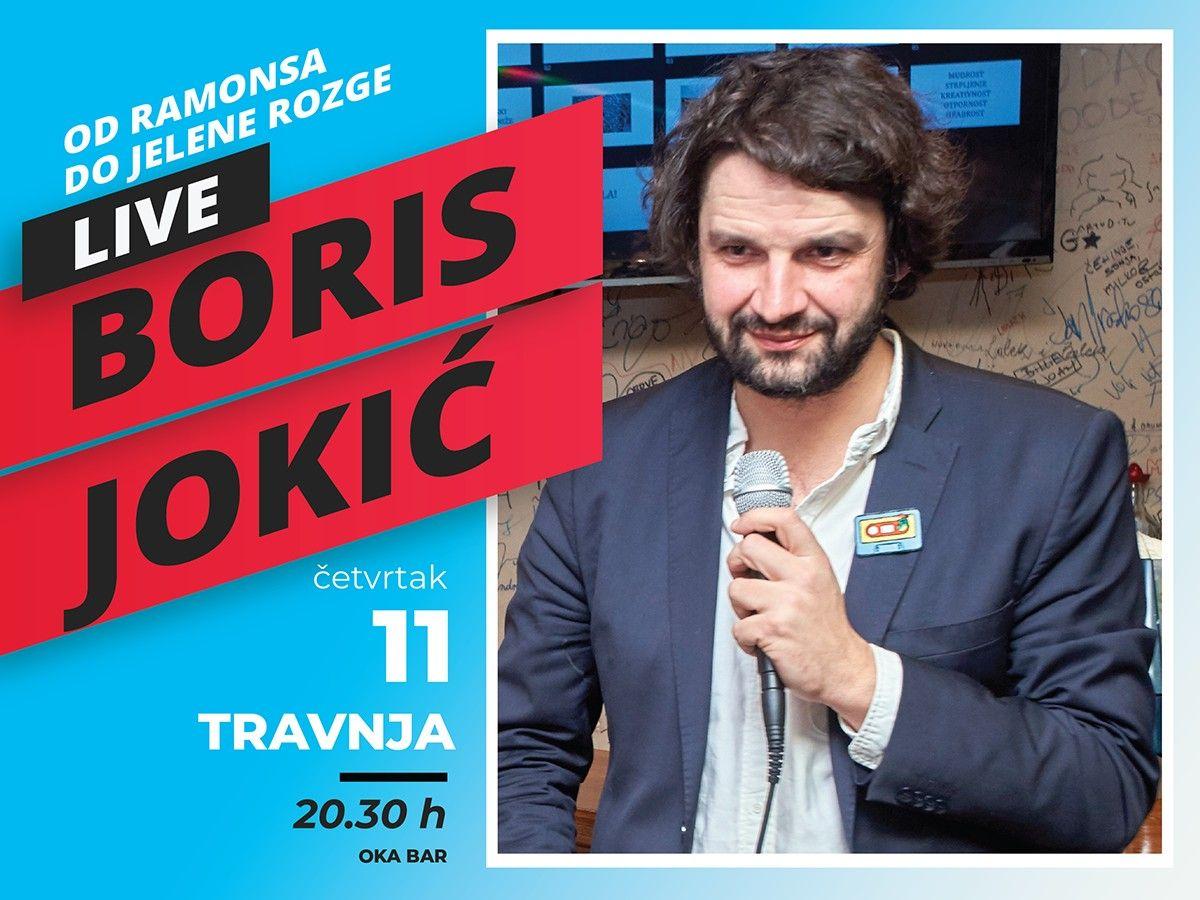 Boris Jokić u Bjelovaru otkriva što o školi i ljubavi pjevaju Šveđanke, a što Hrvati