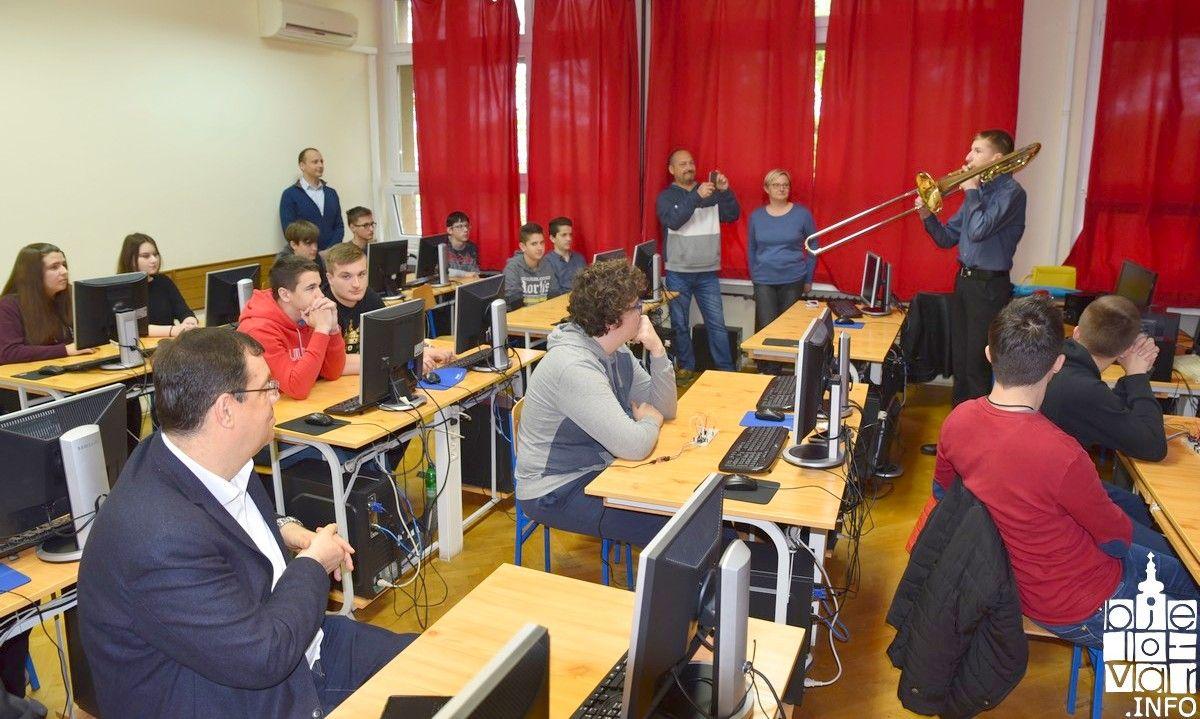 Kraj školske godine za Centre izvrsnosti: O uspješnosti Centara najbolje govore zadovoljni učenici