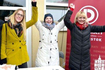 DEMOKRATSKA I MLADA HRVATSKA: doktorica Marina Gradišer borit će se za društvo koje cijeni znanje i sposobnosti