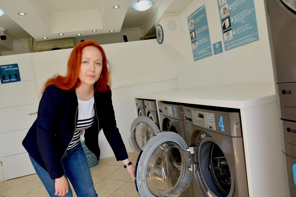 BJELOVAR POSTAJE MODERAN GRAD: Otvara se prva samoposlužna praonica rublja