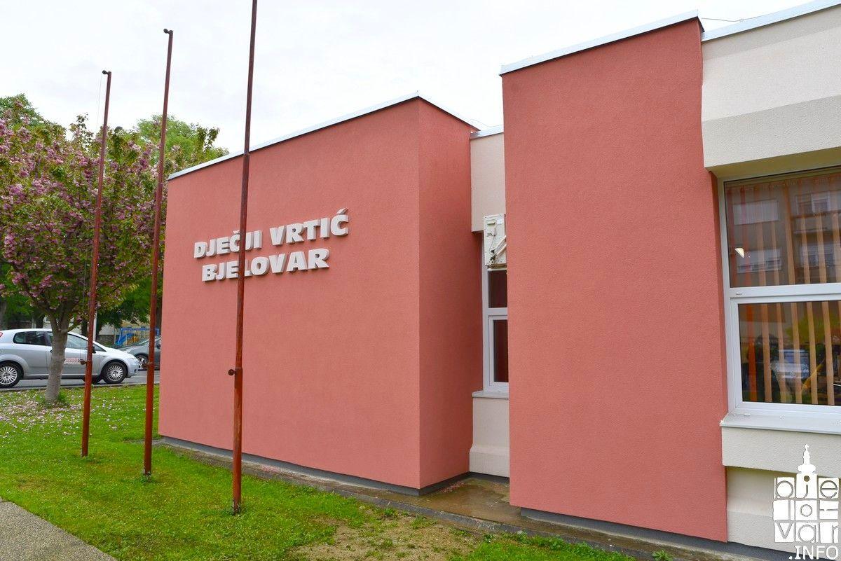 Obnovljen i Dječji vrtić Bjelovar: u zadnje dvije godine uloženo preko 35 milijuna kuna u bjelovarske vrtiće