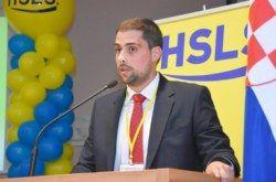 Bjelovarčanin Goran Romek na listi HSLS-a za Europski parlament
