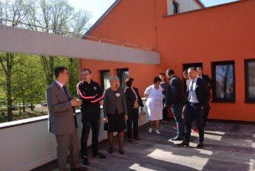 Daruvarske toplice dobile novu vanjsku stolariju i fasadu: župan Bajs najavio nove projekte i ulaganja