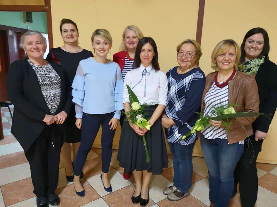 """Tanja Novotni Golubić potpredsjednica Organizacije žena HSS-a """"Hrvatsko srce"""""""