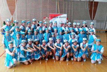 ZLATO za Bjelovarske mažoretkinje