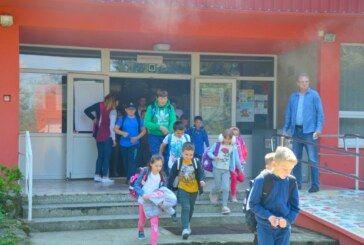 U Osnovnoj školi u Velikoj Pisanici održana vježba evakuacije i spašavanja