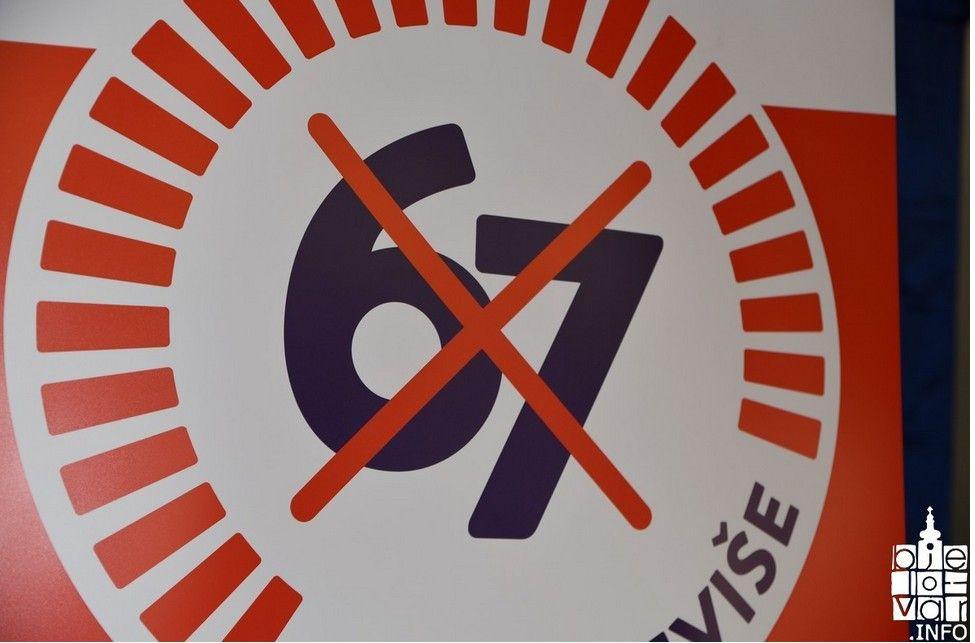 Inicijativa '67 je previše' POZIVA građane da dođu do štandova i potpišu za referendum
