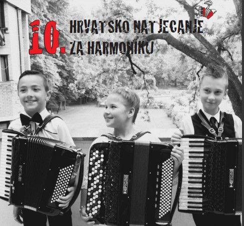 Deseto Hrvatsko natjecanje za harmoniku u Daruvaru