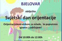 Bjelovar: Orijentacijska utrka povodom Svjetskog orijentacijskog dana