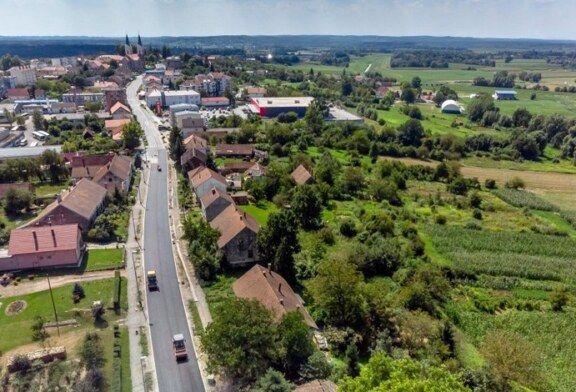 Čazma: Uskoro kreće izgradnja nogostupa u Vagovini – od Bosiljeva do Dabaca nagodinu