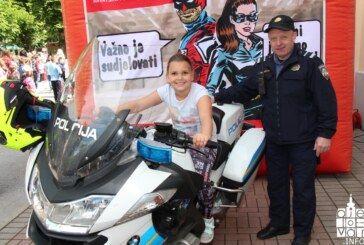 Tisuću malih bjelovarskih sportaša na Turneji radosti