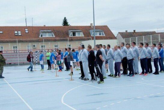 FOTO: U Bjelovaru održan veteranski malonogometni turnir