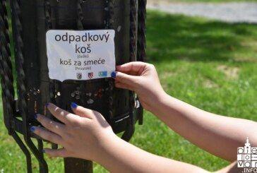Bjelovarski park uljepšan novim nazivima na češkom jeziku