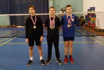 Badminton klub Bjelovar na 3. kolu Regionalnog kupa u Zagrebu