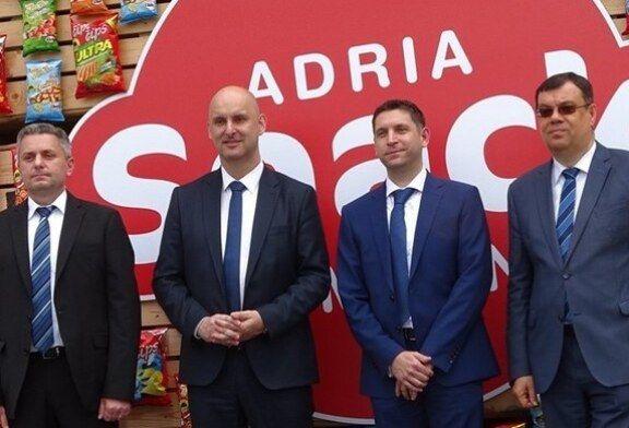 U Hercegovcu otvoreno najmodernije skladište krumpira tvrtke Adria Snack Company