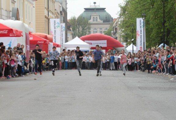 Velika Turneja radosti Plazma Sportskih igara mladih stiže u Bjelovar