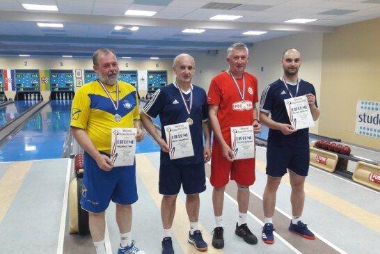 KUGLANJE: u Bjelovaru održano Prvenstvo RH za seniore u disciplini sprint za 2019.