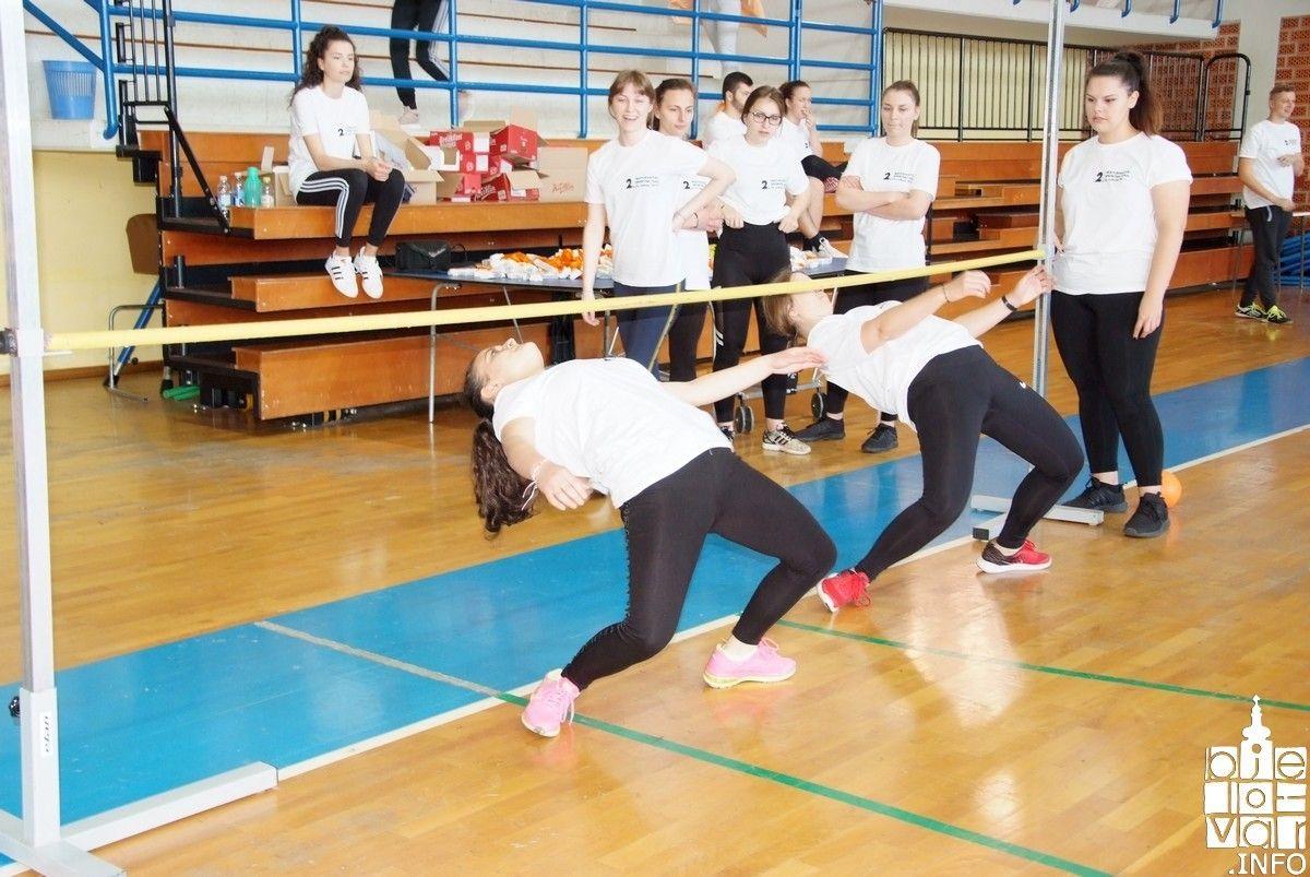 2. MATURANTSKI SPORTSKI DAN okupio bjelovarske maturante