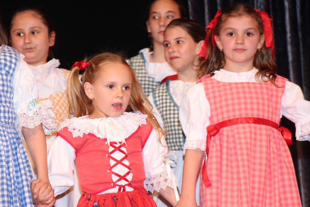 Dječji folklor Bilogore i Hrvatske oduševio bjelovarsku publiku