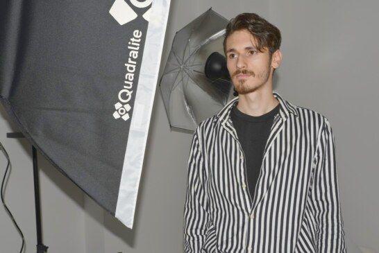 NOVO U BJELOVARU: Profesionalni fotograf Nino Radošević otvorio studio Meryem's diamane