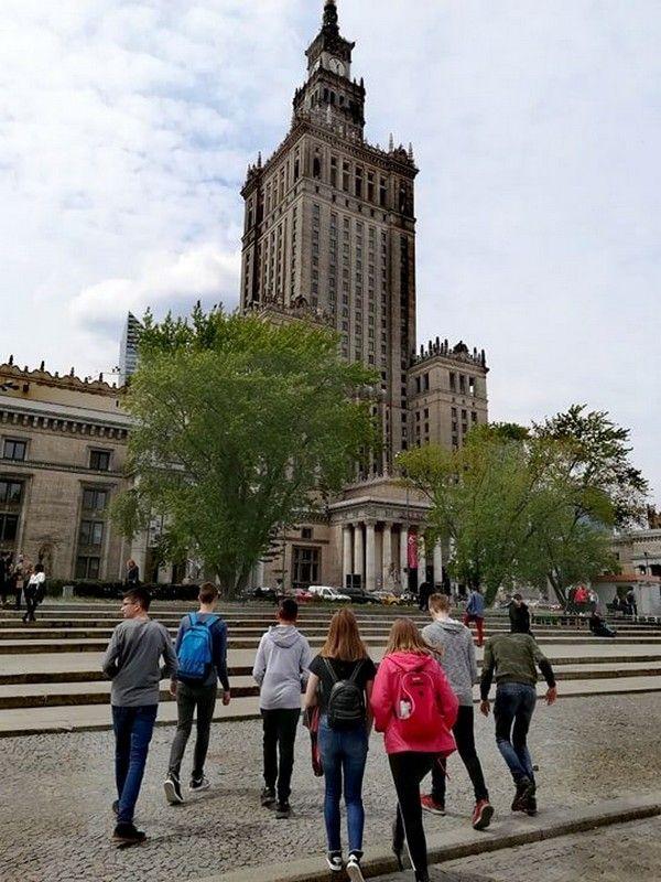 Popis mjesta za upoznavanje u Poljskoj