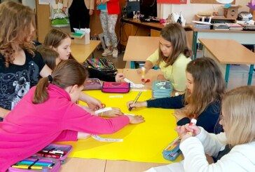 """FOTO Učenici I. osnovne škole Bjelovar obilježili Projektni dan temom """"Naš zavičajni govor"""""""