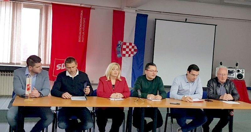 Bjelovarski SDP analizirao izbore za Europski parlament: ovi rezultati su dokaz rada SDP-a i nerada HDZ-a