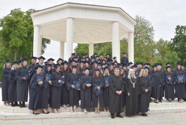 Diplome dobilo 111 studenata na VII. promociji stručnih prvostupnika i prvostupnica Veleučilišta Bjelovar