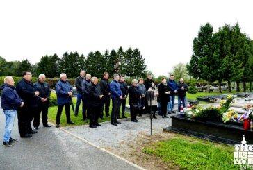 HSS Bjelovarsko-bilogorske županije obilježio 25. godišnjicu tragične pogibije prvog župana Tihomira Trnskog