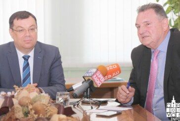 Dvojica župana Bajs i Čačić o europskim projektima i mogućnostima koje su možda propuštene da se sada iskoriste