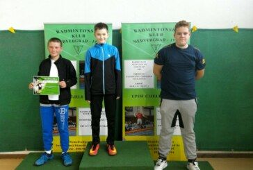 Badminton klub Bjelovar i dalje postiže odlične rezultate