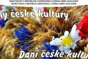 Otvoreni 17. Dani češke kulture u Bjelovaru: najavljen bogat program