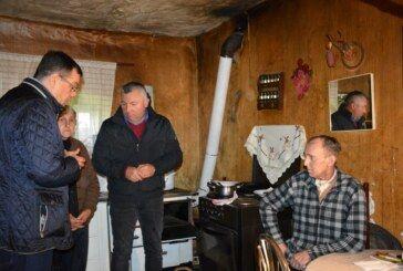 Župan Bajs: U roku mjesec dana bit će riješeno stambeno pitanje obitelji Špoljarić iz Velike Pisanice
