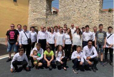 Puhački orkestar Čazma osvojio 3. mjesto u Novom Vinodolskom