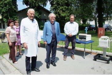 Privatna donacija MEDICINSKE OPREME doktora Zlatka Hrgovića obogatit će odjele bjelovarske Opće bolnice