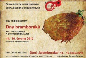 Dani bramboraka: popečki od krumpira u Gornjem Daruvaru