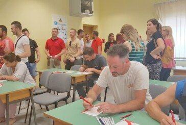 U Bjelovaru dobrovoljni darivatelji krvi pokazali veliko srce – Veliki odaziv građana