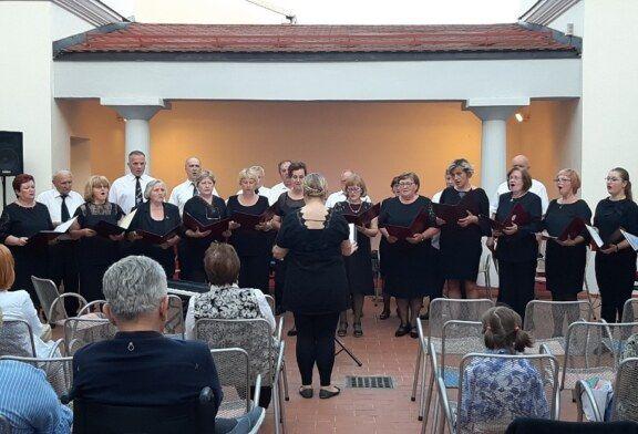 """U Bjelovaru održan koncert """"Golubov pozdrav ljetu"""""""