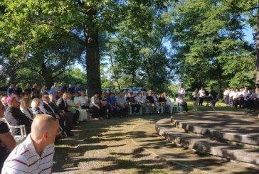 FOTO U šumi Lug odana počast hrvatskim žrtvama jugokomunističkog boljševizma – osuđen nacizam, fašizam i komunizam