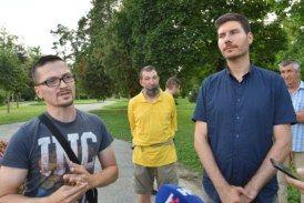 Ivan Pernar u Bjelovaru: Poslušajte predstavljanje i cirkusku političku situaciju