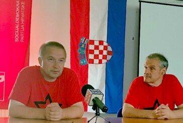 Bjelovarski SDP upućuje novi prohtjev gradonačelniku: traže promjenu imena pojedinih ulica u Bjelovaru