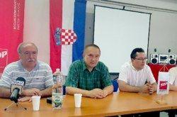 SDP Bjelovar: Kad su bili na vlasti imali su priliku donositi odluke i nisu, a sad brinu za sve