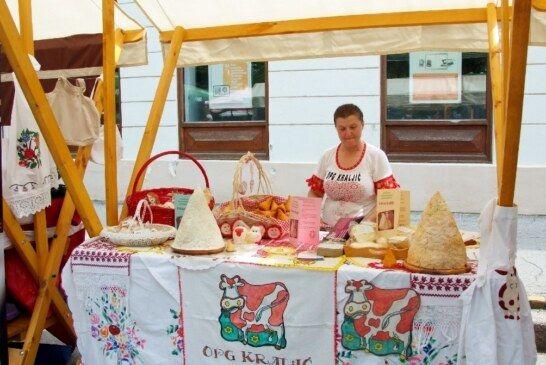 FOTO Terezijana u gastronomskoj ponudi OKUSI BILOGORE – predstavljen najveći kvargl