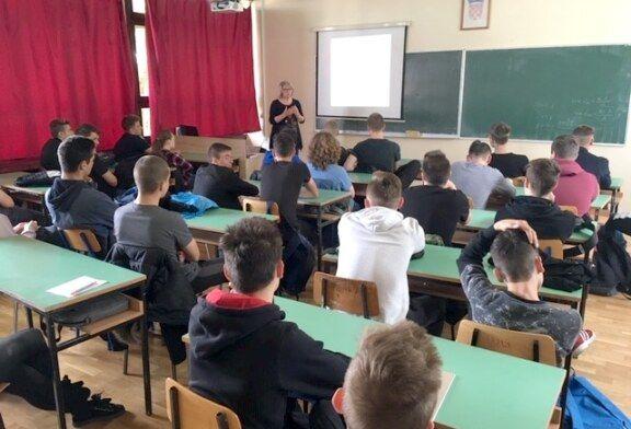 Održano predavanje u Tehničkoj školi Bjelovar povodom Svjetskog dana nepušenja