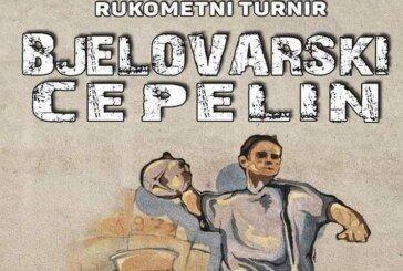 """Bjelovar: Turnir rukometnih veteranki i veterana """"Bjelovarski cepelin"""""""