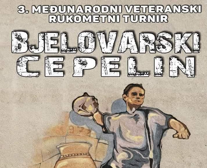 Bjelovar: Turnir rukometnih veteranki i veterana