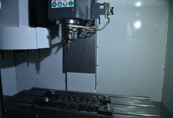 Uz podršku Županije daruvarska Tehnička škola od ove školske godine obrazuje prvu generaciju CNC operatera